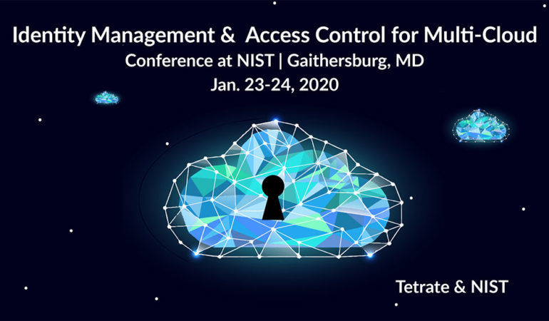 NIST & Tetrate co-hosted conference